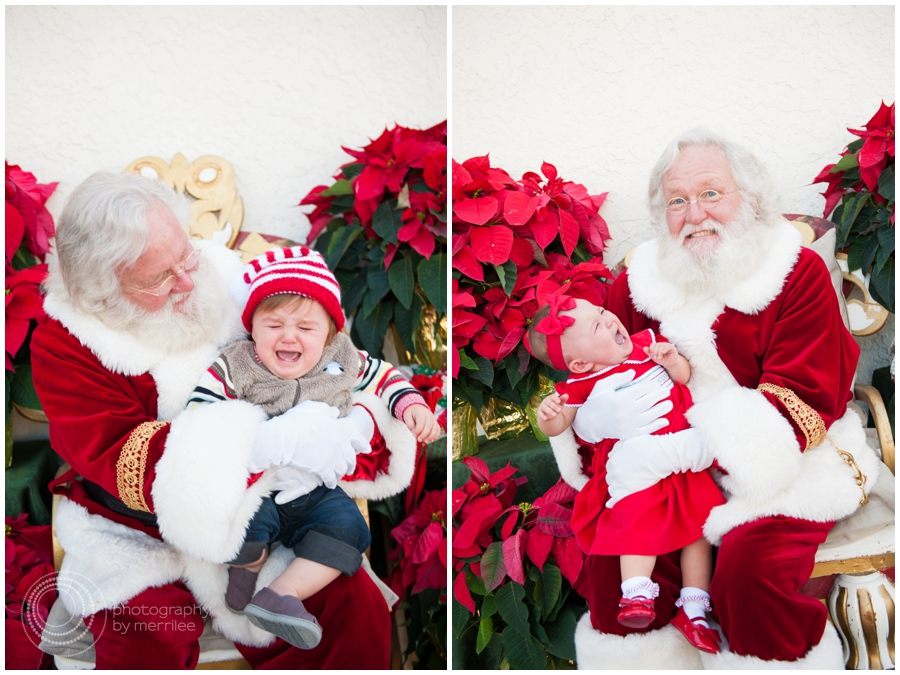 santa photos // photography by merrilee