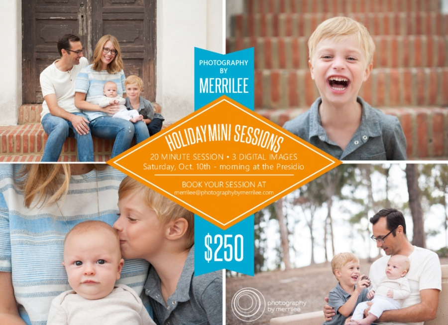 photography by merrilee // mini sessions