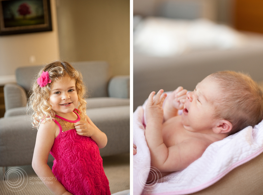 newborn lifestyle photography // photography by merrilee