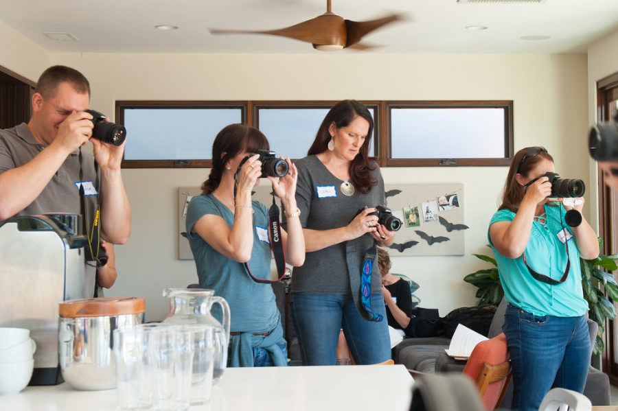 in focus camera classes // photography by merrilee